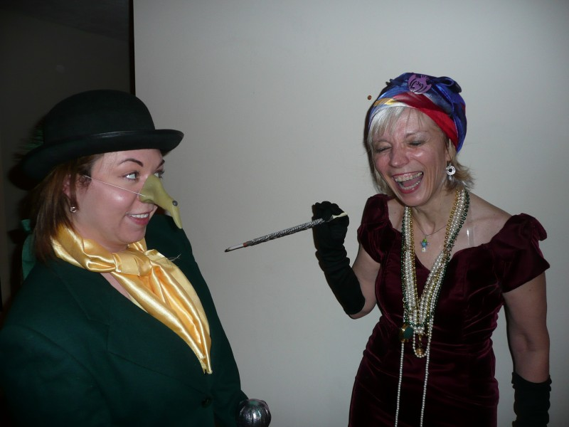 sefino_and_aunt_lily_costumes