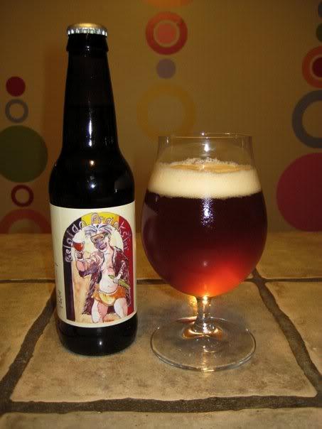 The Belgian Prankster beer.
