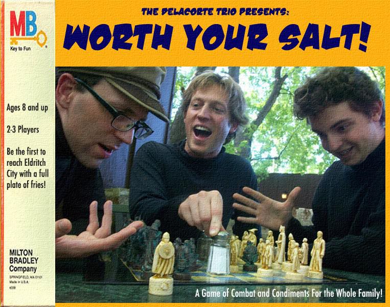 Worth Your Salt
